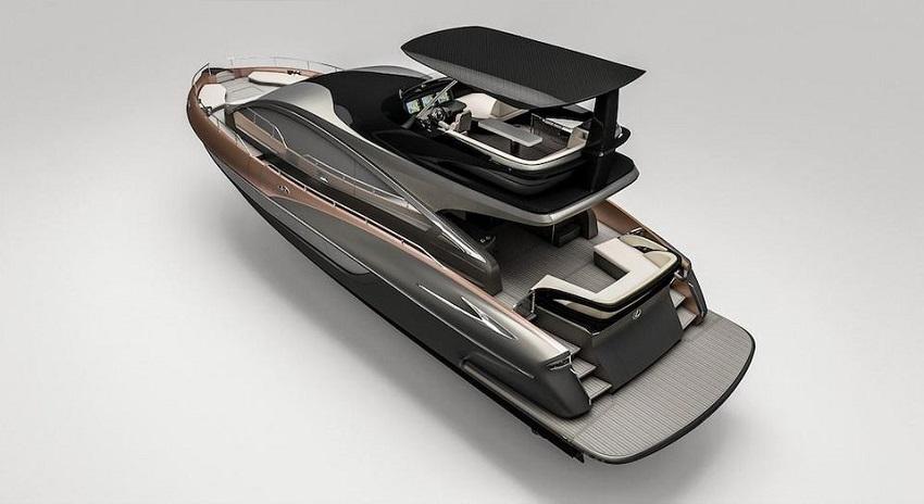 Chào đón mẫu du thuyền sang trọng của Lexus có tên LY 650 - 3