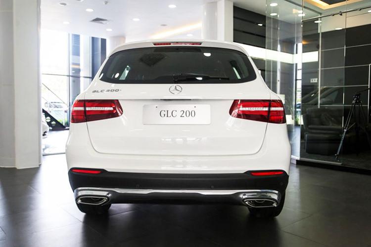Ca sĩ, diễn viên Hoàng Yến Chibi sở hữu Mercedes-Benz GLC 200 - 7