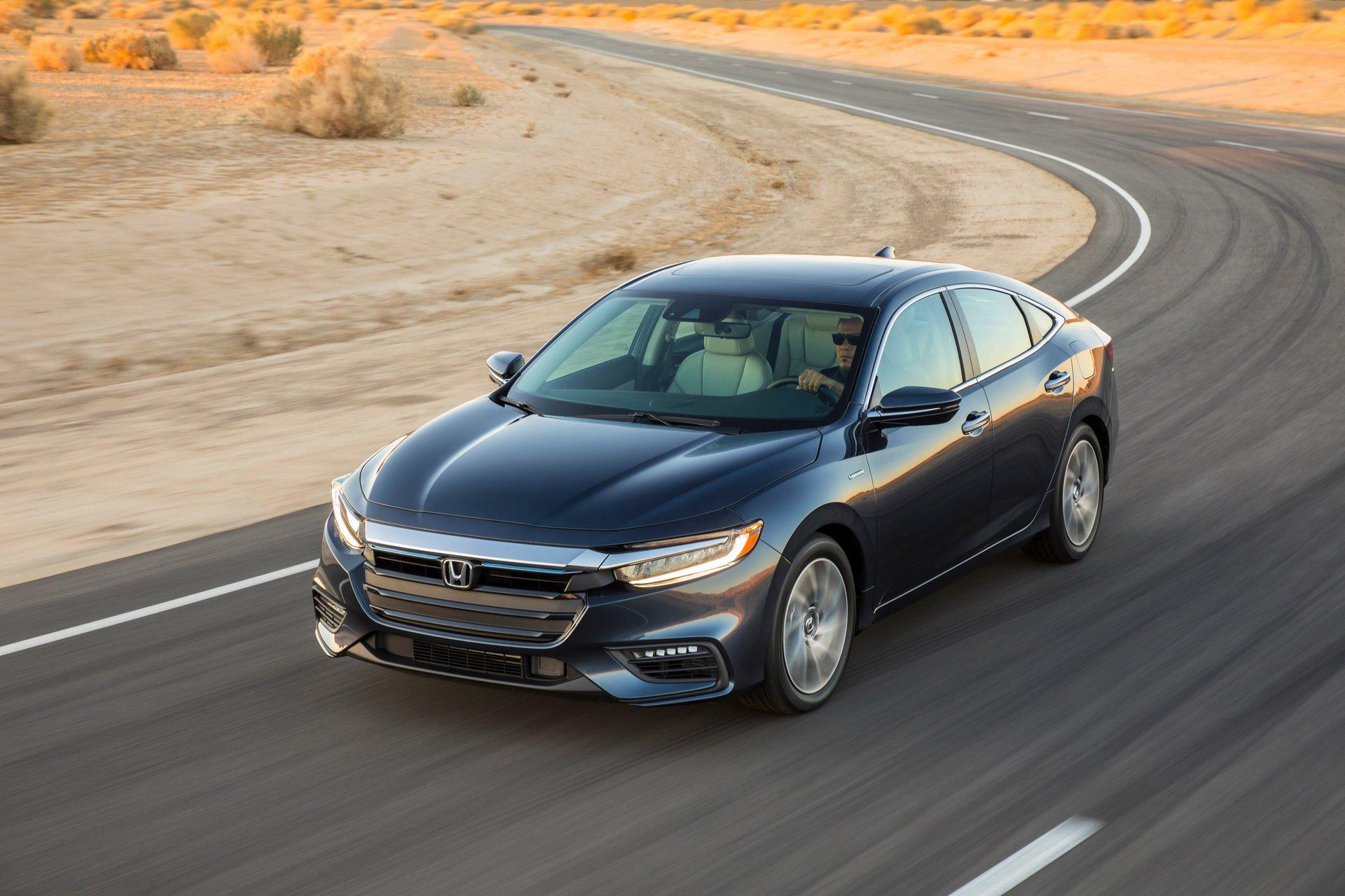 Honda Insight 2020 có giá từ 22.930 USD với công nghệ Honda Sensing - 15