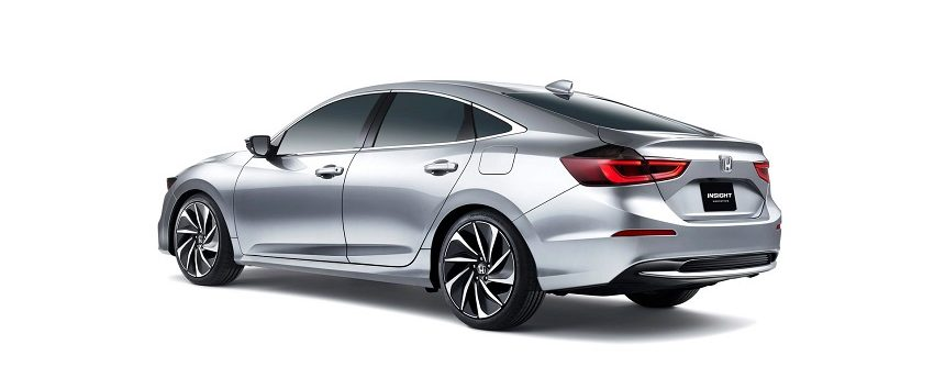 Honda Insight 2020 có giá từ 22.930 USD với công nghệ Honda Sensing - 6