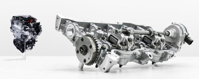 Hyundai ra mắt động cơ ứng dụng CVVD cho dòng xe Sonata - 2