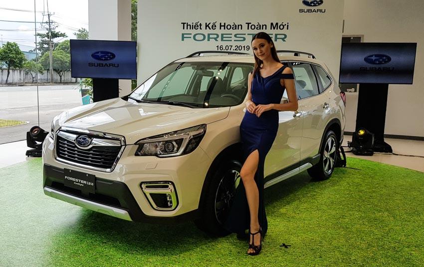 Khai trương showroom Subaru mới và ra mắt Forester 2019 giá từ 990 triệu đồng tại Việt Nam - 2