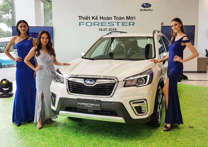 Khai trương showroom Subaru mới và ra mắt Forester 2019 giá từ 990 triệu đồng tại Việt Nam - 3