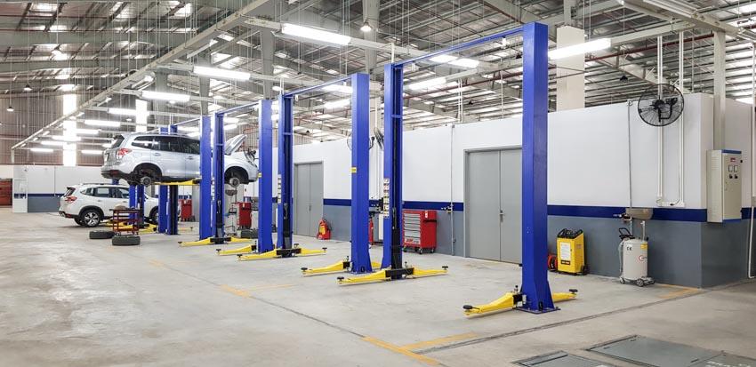 Khai trương showroom Subaru mới và ra mắt Forester 2019 giá từ 990 triệu đồng tại Việt Nam - 14