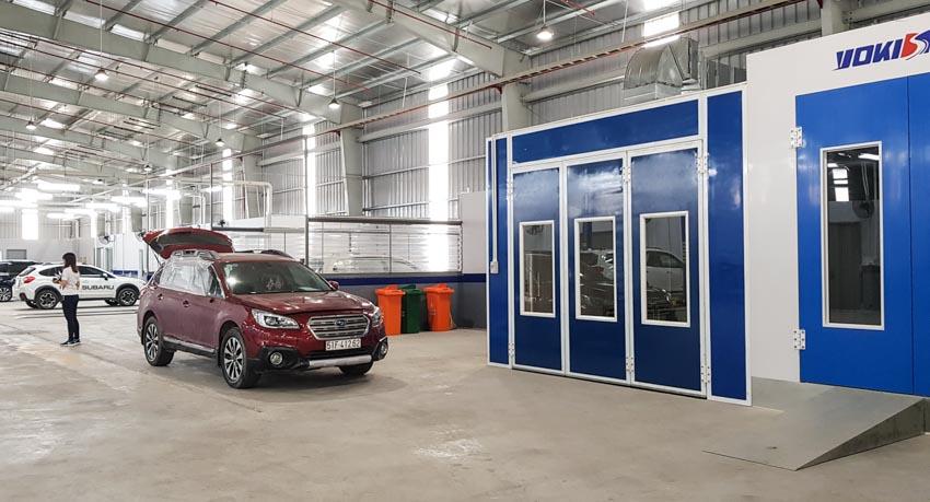 Khai trương showroom Subaru mới và ra mắt Forester 2019 giá từ 990 triệu đồng tại Việt Nam - 12