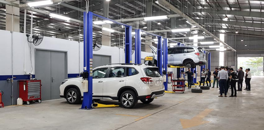 Khai trương showroom Subaru mới và ra mắt Forester 2019 giá từ 990 triệu đồng tại Việt Nam - 15