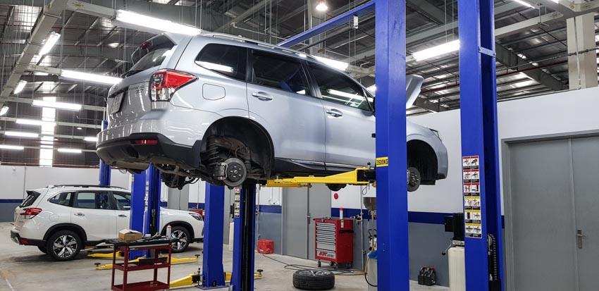 Khai trương showroom Subaru mới và ra mắt Forester 2019 giá từ 990 triệu đồng tại Việt Nam - 13