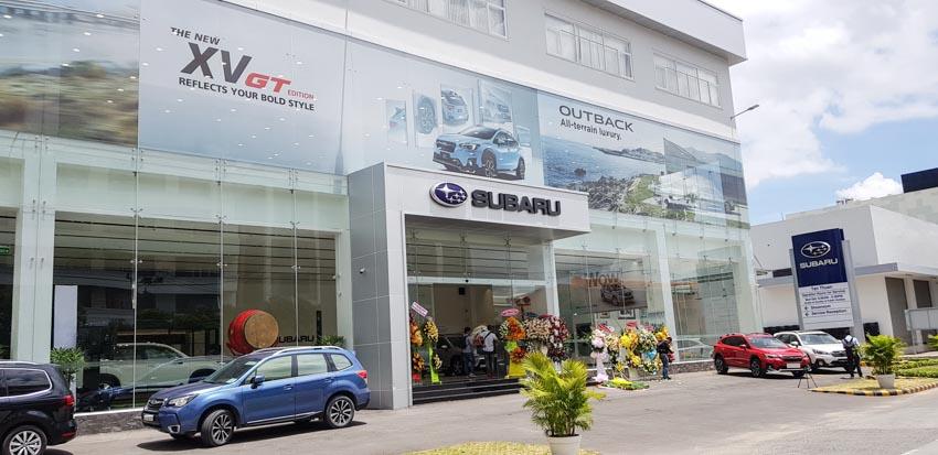 Khai trương showroom Subaru mới và ra mắt Forester 2019 giá từ 990 triệu đồng tại Việt Nam - 19