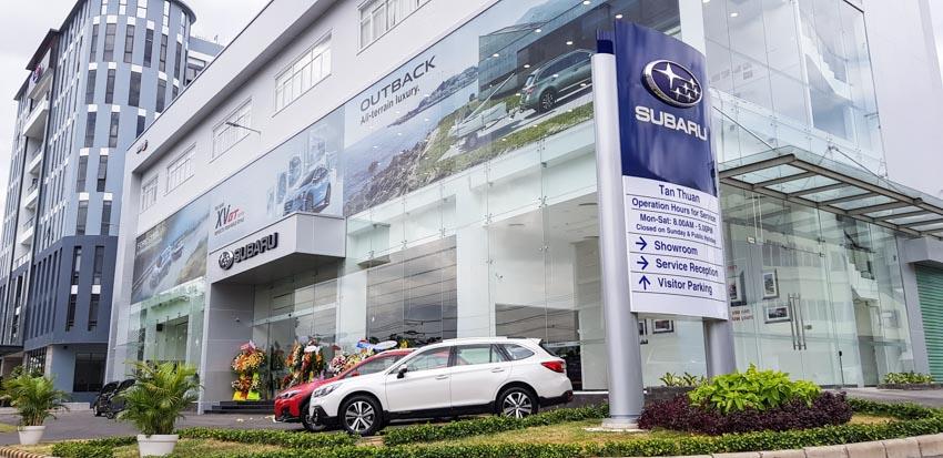 Khai trương showroom Subaru mới và ra mắt Forester 2019 giá từ 990 triệu đồng tại Việt Nam - 18