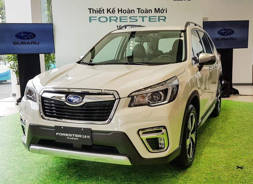 Khai trương showroom Subaru mới và ra mắt Forester 2019 giá từ 990 triệu đồng tại Việt Nam - 7