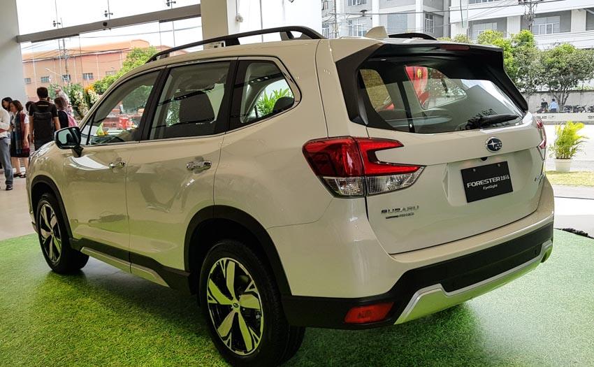 Khai trương showroom Subaru mới và ra mắt Forester 2019 giá từ 990 triệu đồng tại Việt Nam - 6