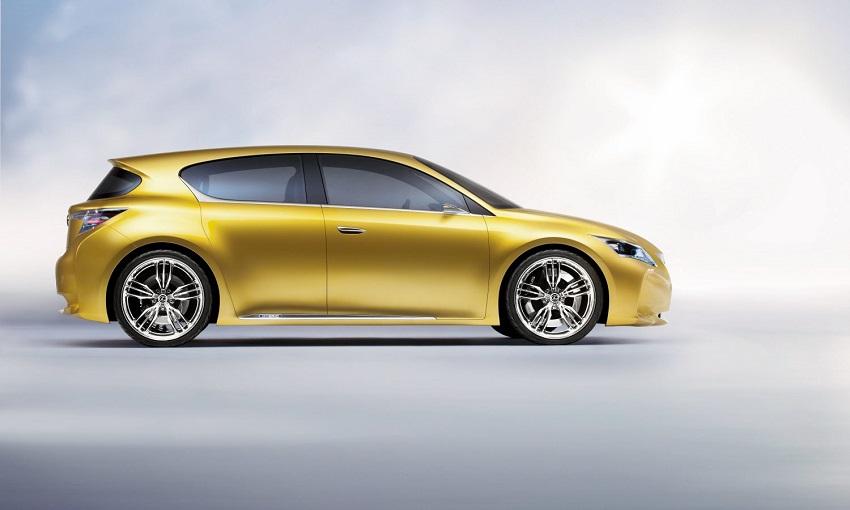 Có thể Lexus EV Concept sẽ có mặt tại Tokyo Motor Show - 2
