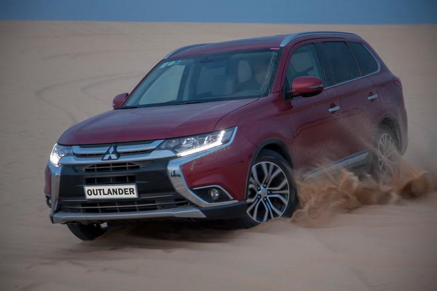 Bảng giá xe Mitsubishi cập nhật mới nhất tháng 7-2019 - 2