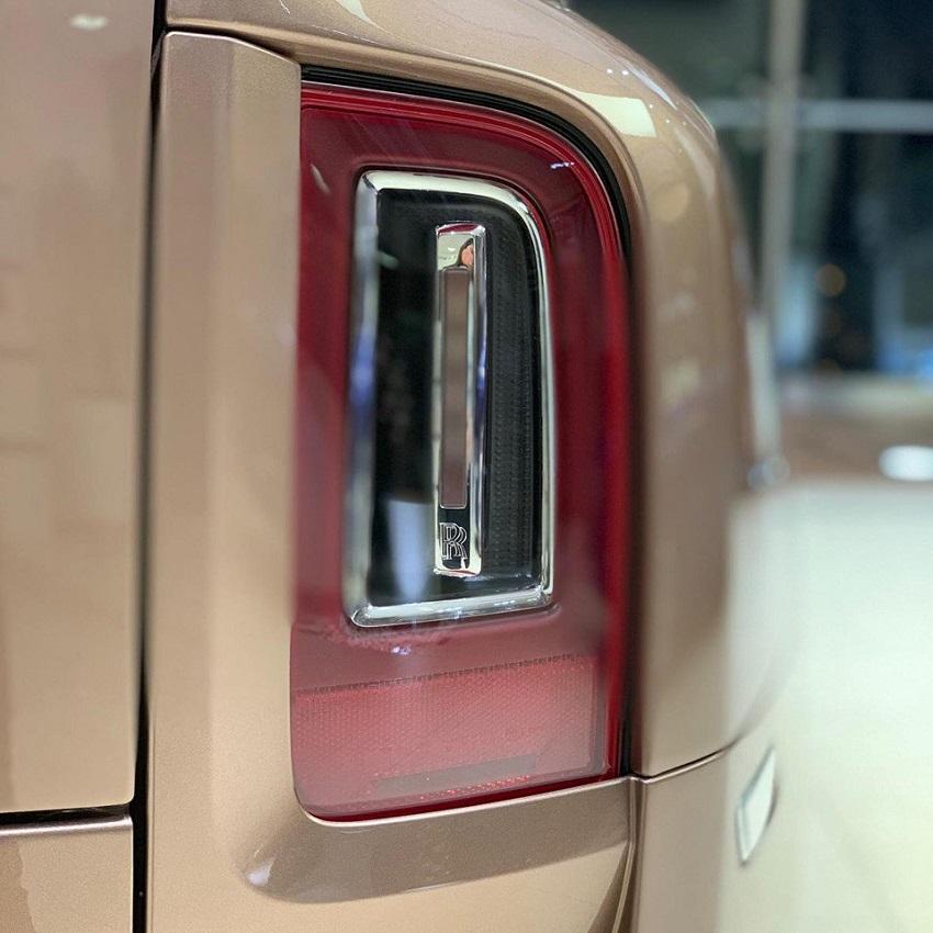 Petra Gold Rolls-Royce Cullinan sang trọng với thiết kế nội thất kiểu Moccasin - 17