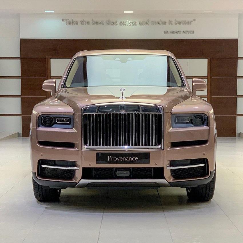 Petra Gold Rolls-Royce Cullinan sang trọng với thiết kế nội thất kiểu Moccasin - 24