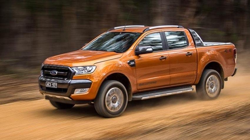 triệu hồi xe Ford Ranger và Everest tại Việt Nam