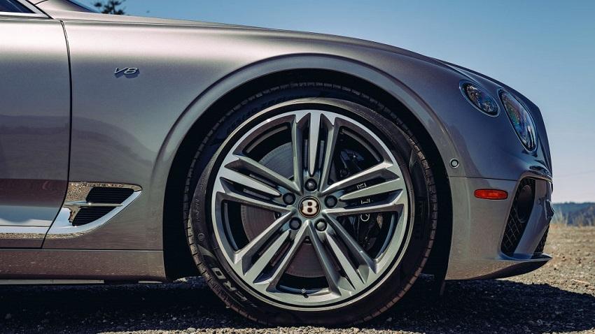 Trải nghiệm phiên bản Bentley Continental GT V8 2020 mới - 11
