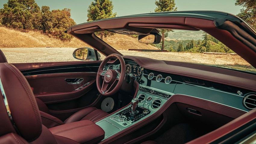 Trải nghiệm phiên bản Bentley Continental GT V8 2020 mới - 18