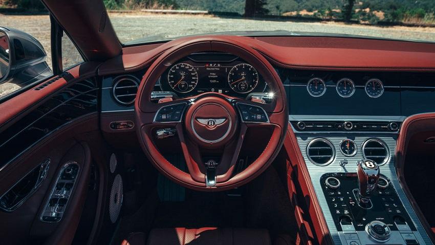 Trải nghiệm phiên bản Bentley Continental GT V8 2020 mới - 19