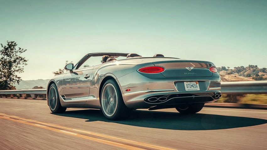 Trải nghiệm phiên bản Bentley Continental GT V8 2020 mới - 2