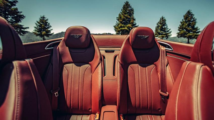 Trải nghiệm phiên bản Bentley Continental GT V8 2020 mới - 20