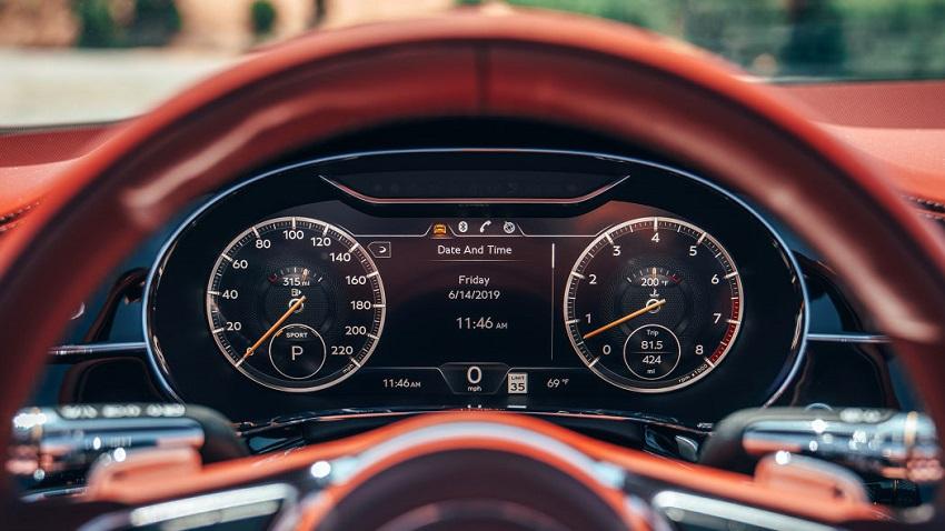 Trải nghiệm phiên bản Bentley Continental GT V8 2020 mới - 23