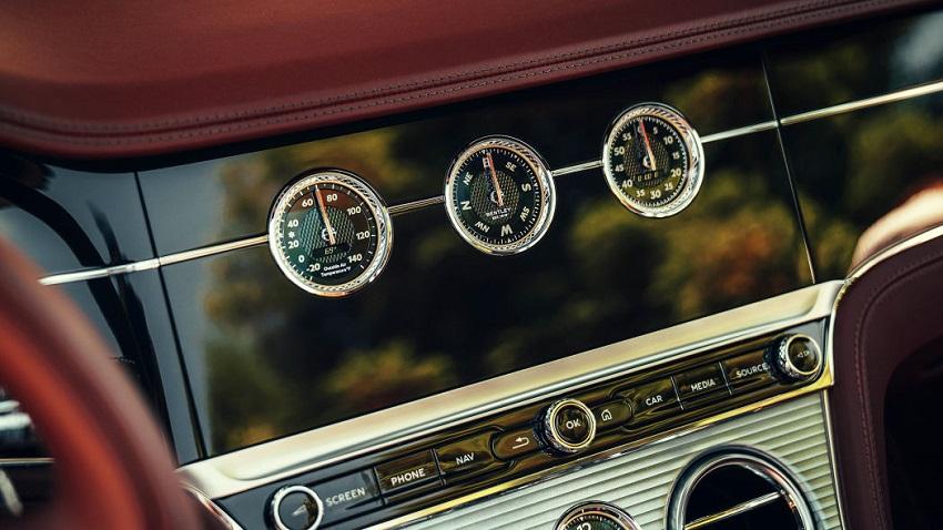 Trải nghiệm phiên bản Bentley Continental GT V8 2020 mới - 25