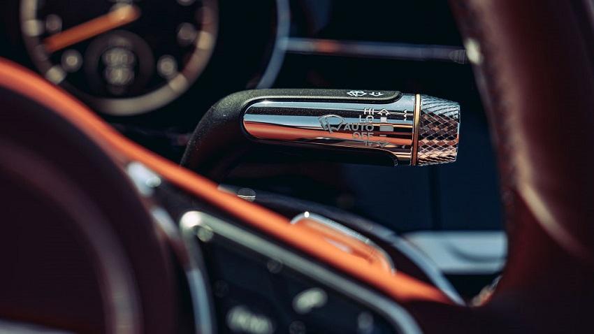 Trải nghiệm phiên bản Bentley Continental GT V8 2020 mới - 28