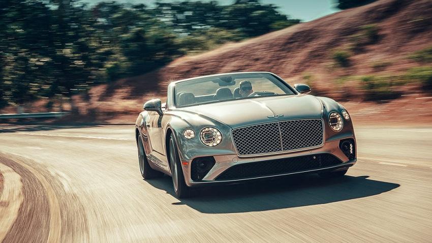 Trải nghiệm phiên bản Bentley Continental GT V8 2020 mới - 3