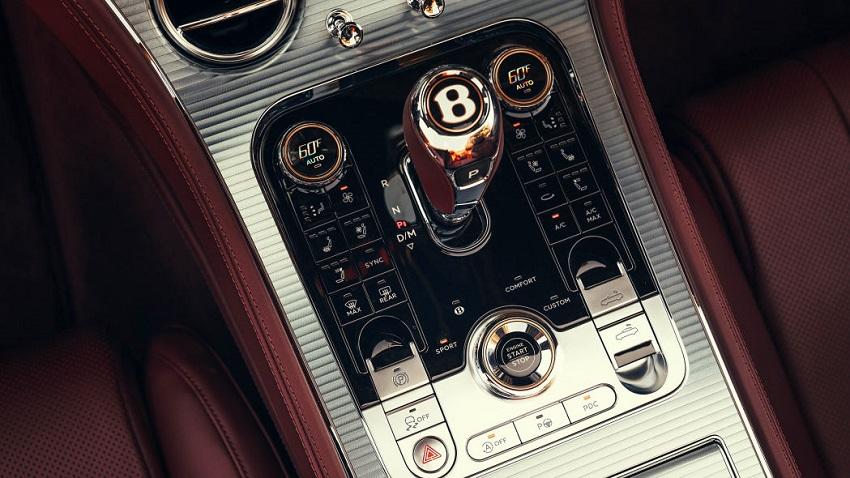 Trải nghiệm phiên bản Bentley Continental GT V8 2020 mới - 30