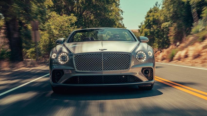 Trải nghiệm phiên bản Bentley Continental GT V8 2020 mới - 4