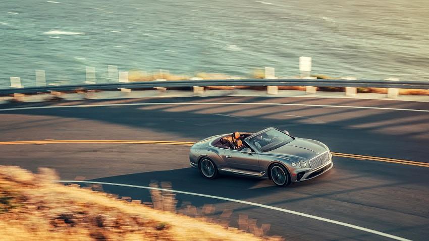Trải nghiệm phiên bản Bentley Continental GT V8 2020 mới - 5