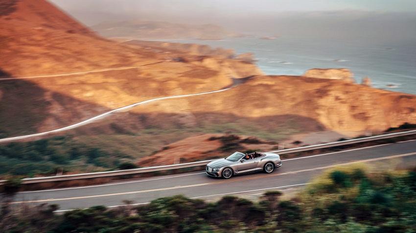 Trải nghiệm phiên bản Bentley Continental GT V8 2020 mới - 6