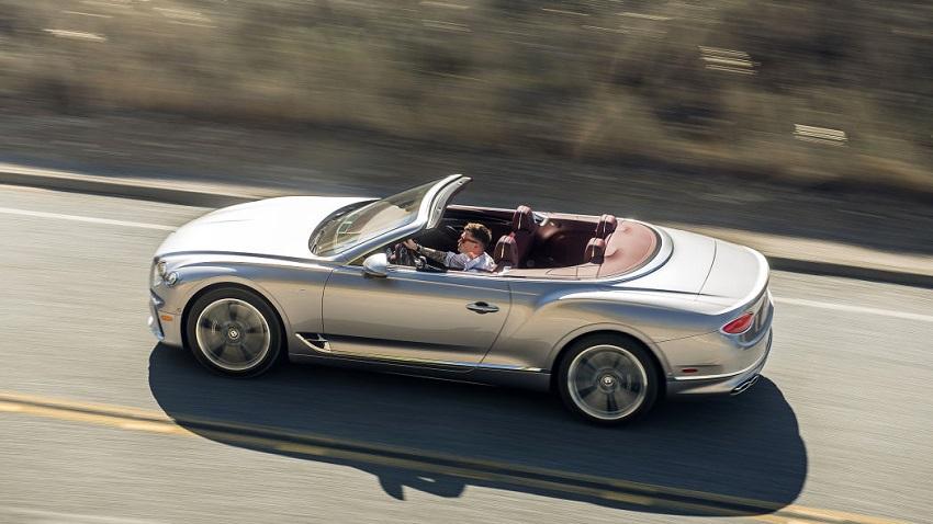 Trải nghiệm phiên bản Bentley Continental GT V8 2020 mới - 7