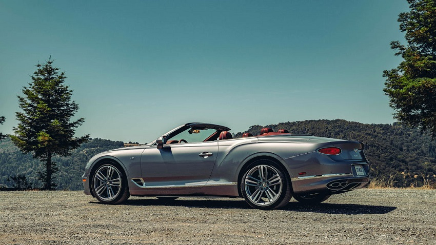 Trải nghiệm phiên bản Bentley Continental GT V8 2020 mới - 9