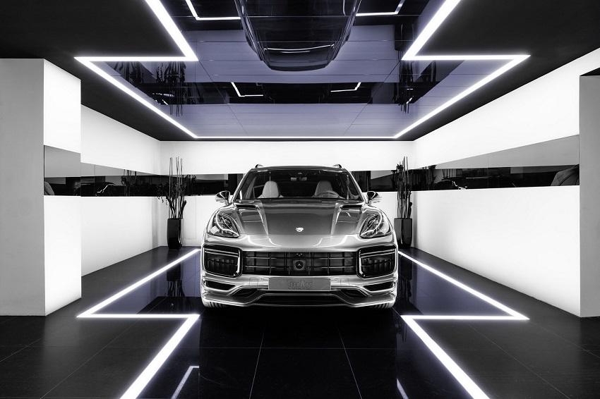 Porsche Cayenne được nâng cấp nhờ hãng độ TechArt - 9