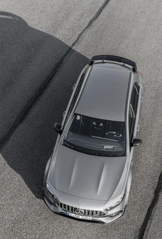 Siêu xe hiệu suất cao AMG A 45 và CLA 45 của Mercedes sở hữu thân xe nhỏ gọn - 42