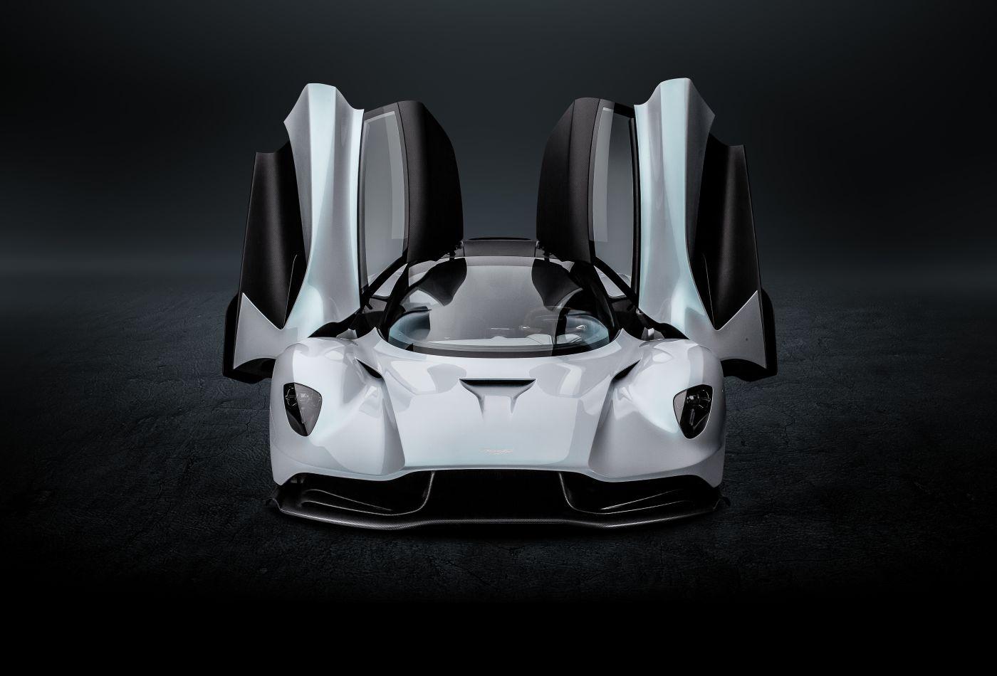 Siêu xe Valhalla của Aston Martin sẽ xuất hiện trong bộ phim Bond 25 - 2