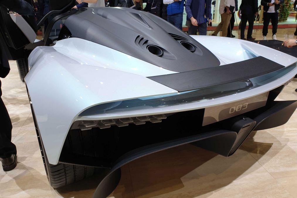 Siêu xe Valhalla của Aston Martin sẽ xuất hiện trong bộ phim Bond 25 - 5