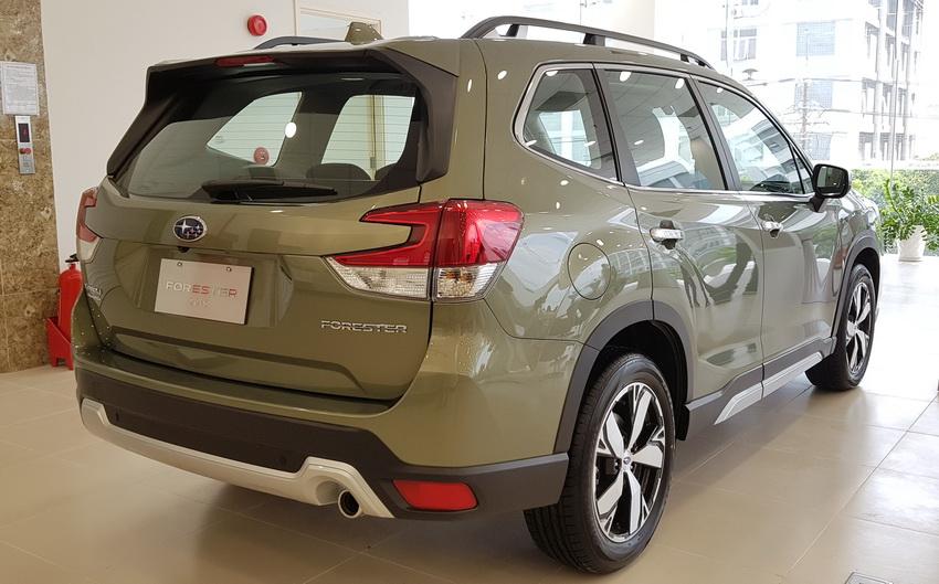 Subaru Forester mới 2019 sẽ chính thức được ra mắt tại Việt Nam vào ngày 16-7 - 3