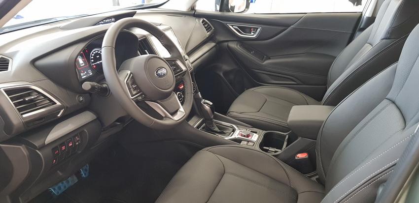 Subaru Forester mới 2019 sẽ chính thức được ra mắt tại Việt Nam vào ngày 16-7 - 4