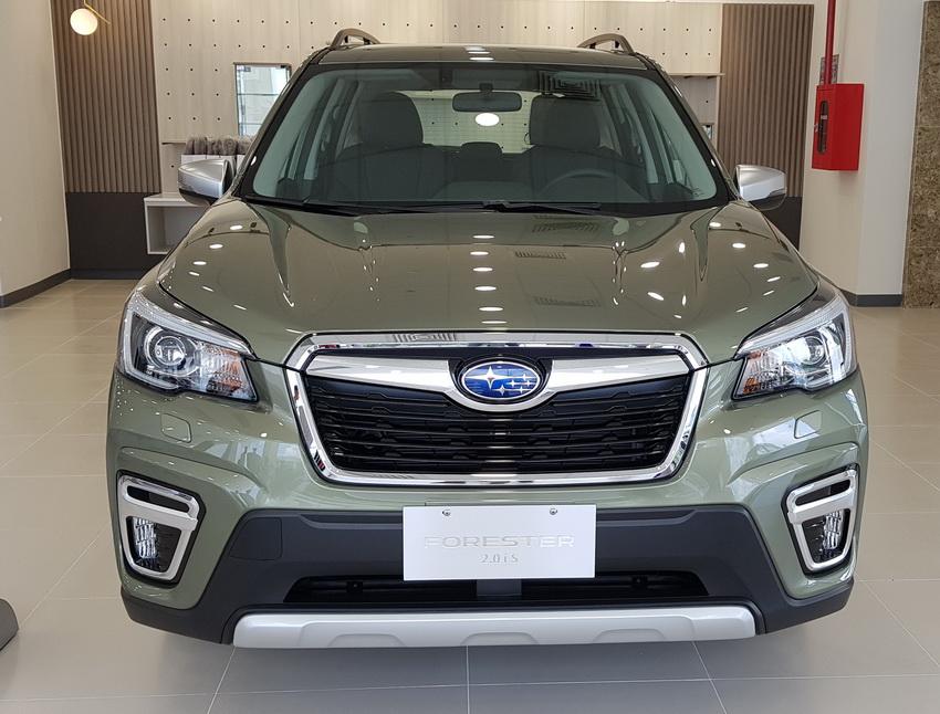 Subaru Forester mới 2019 sẽ chính thức được ra mắt tại Việt Nam vào ngày 16-7 - 1