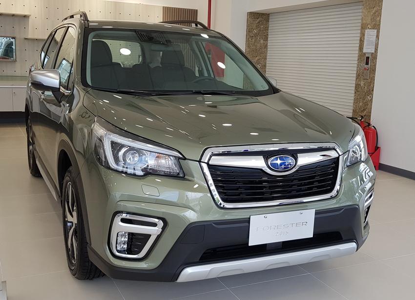 Subaru Forester mới 2019 sẽ chính thức được ra mắt tại Việt Nam vào ngày 16-7 - 2