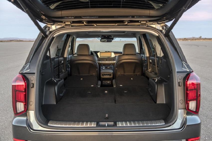 Trải nghiệm phiên bản Hyundai Palisade 2020 - 10