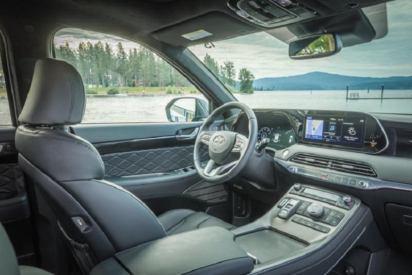Trải nghiệm phiên bản Hyundai Palisade 2020 - 11