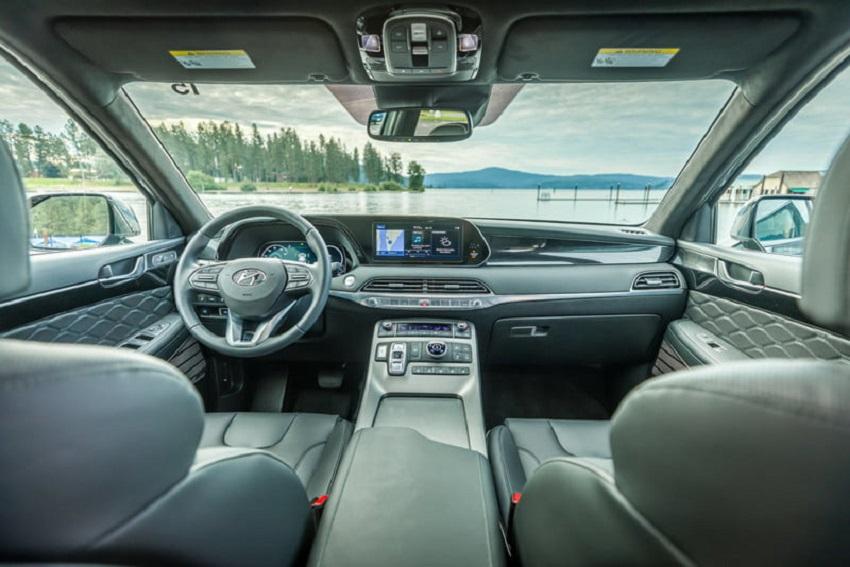 Trải nghiệm phiên bản Hyundai Palisade 2020 - 12