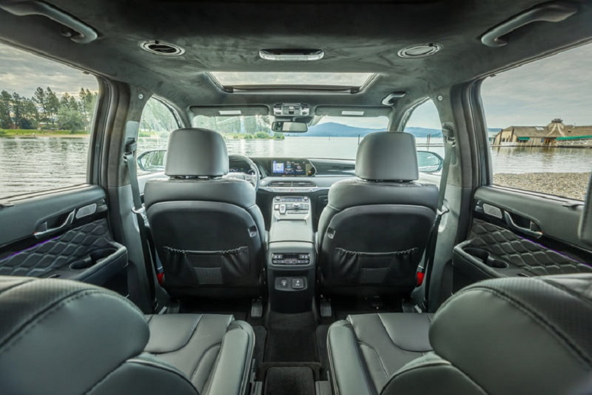 Trải nghiệm phiên bản Hyundai Palisade 2020 - 13