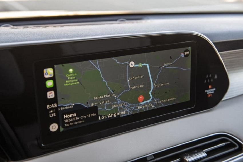 Trải nghiệm phiên bản Hyundai Palisade 2020 - 16