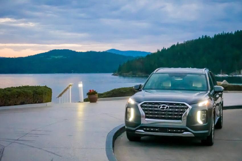 Trải nghiệm phiên bản Hyundai Palisade 2020 - 3