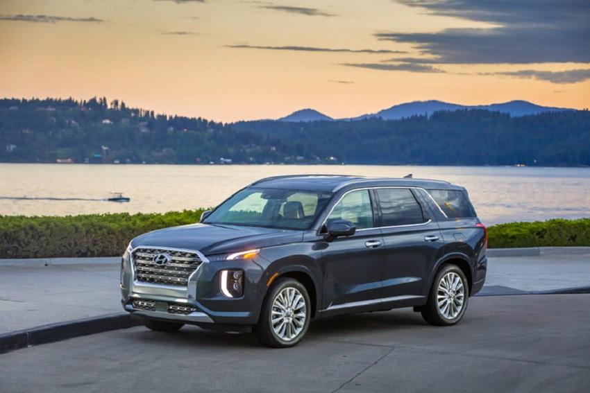 Trải nghiệm phiên bản Hyundai Palisade 2020 - 4